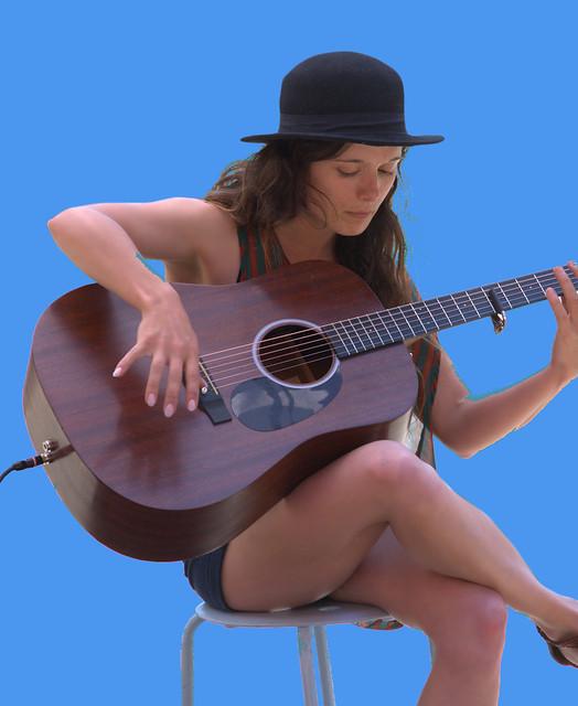 Harmonic Guitarist