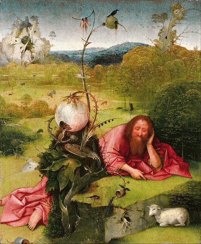 800px-Hieronymus_Bosch_-_Saint_John_the_Baptist_in_the_Desert_-_Google_Art_Project