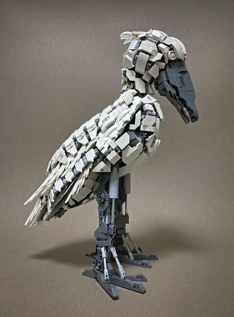 LEGO Mecha Shoebill_08