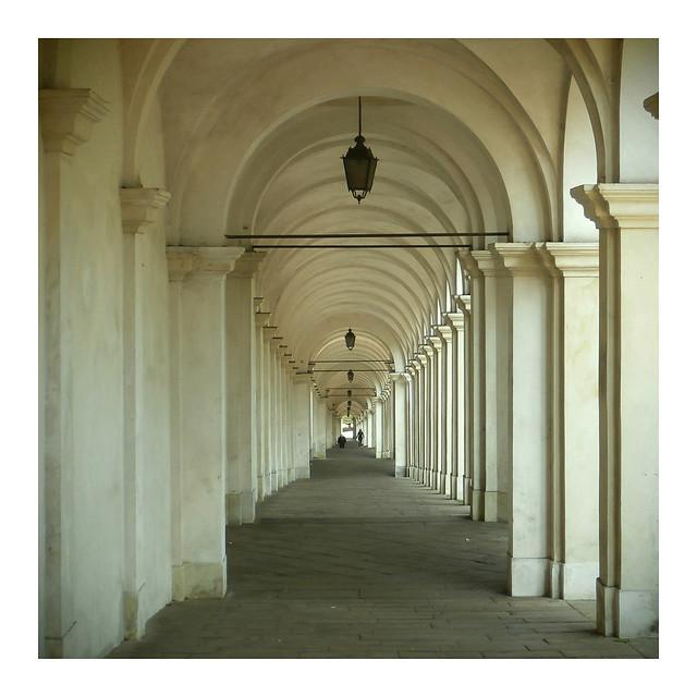 Vicenza, Portici di Monte Berico, Francesco Muttoni, 1746