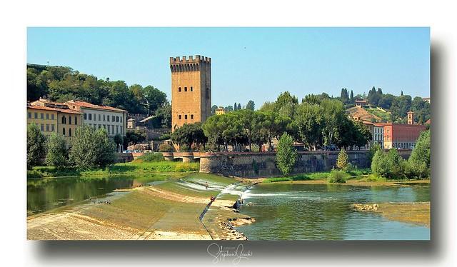 Torre San Niccolo' - Florence