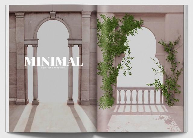 MINIMAL - Corinna Backdrops