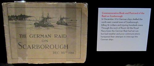 The German Raid on Scarborough
