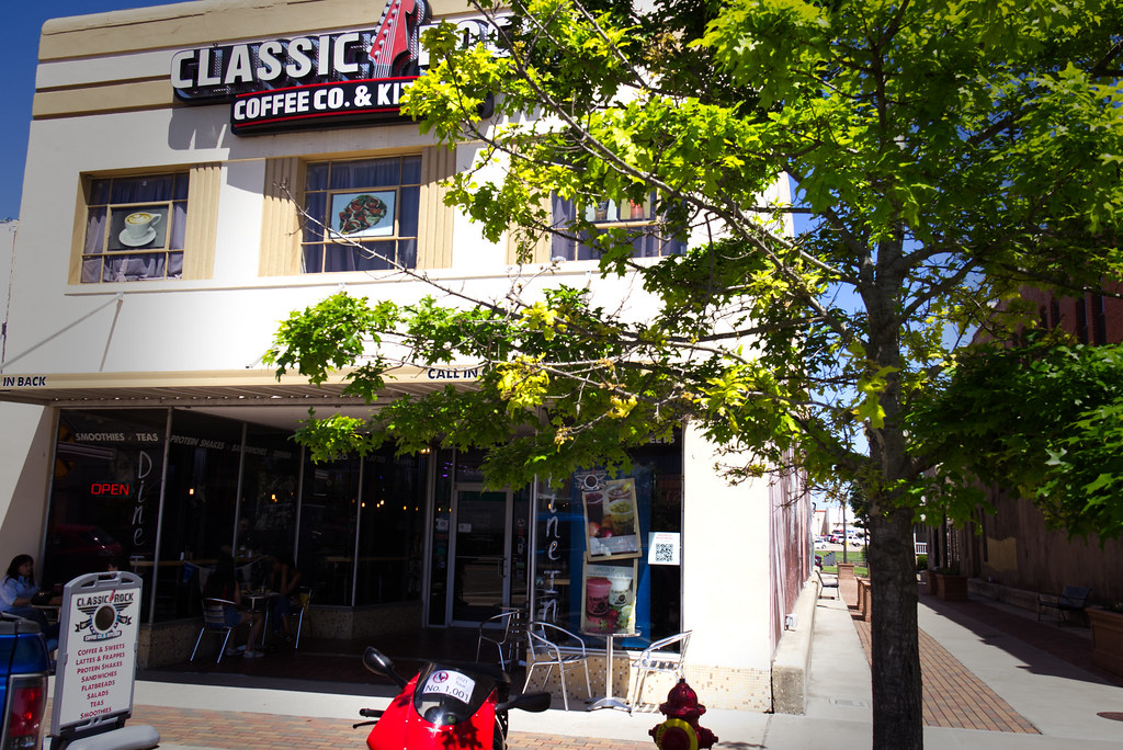 2021-27 Classic Rock Coffee Co. & Kitchen Navasota