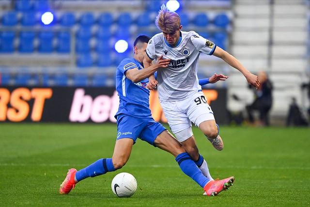 Genk-Club Brugge 07-05-2021