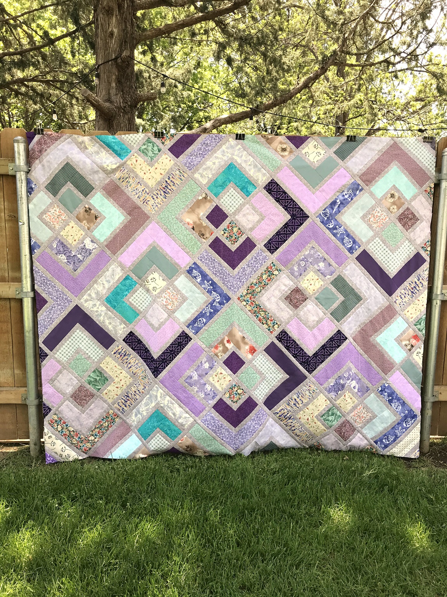 Laurie's Penny Quilt