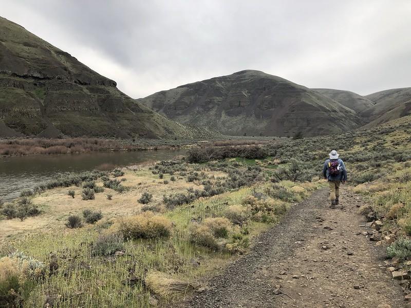 Hard Stone Trail