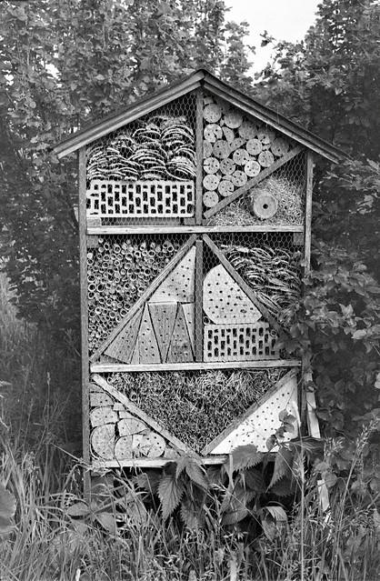 Insektenhotel.