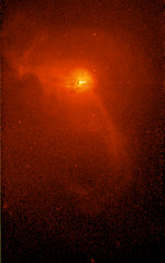 M87: Giant Galaxy's Violent Past Comes Into Focus