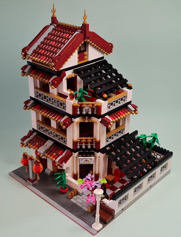 Modular Chinese Restaurant