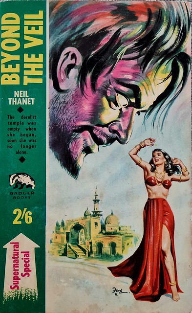 Beyond The Veil - Badger Books # SN 86 - Neil Thanet - March 1964