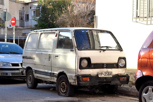 Suzuki Carry [(GR) YP-3564]