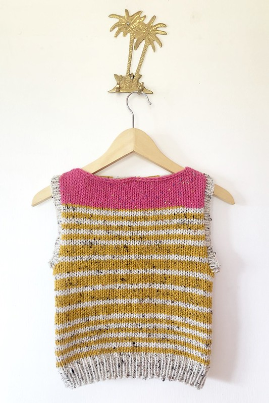 knitted spencer pattern