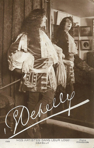 Emile Dehelly