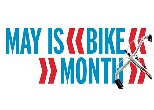 May is National Bike Safety Month