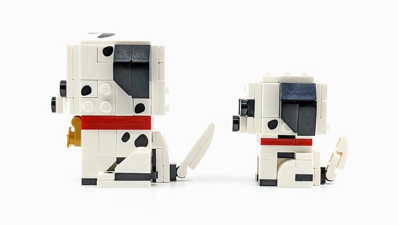 LEGO BrickHeadz Pets Dalmatians4341198