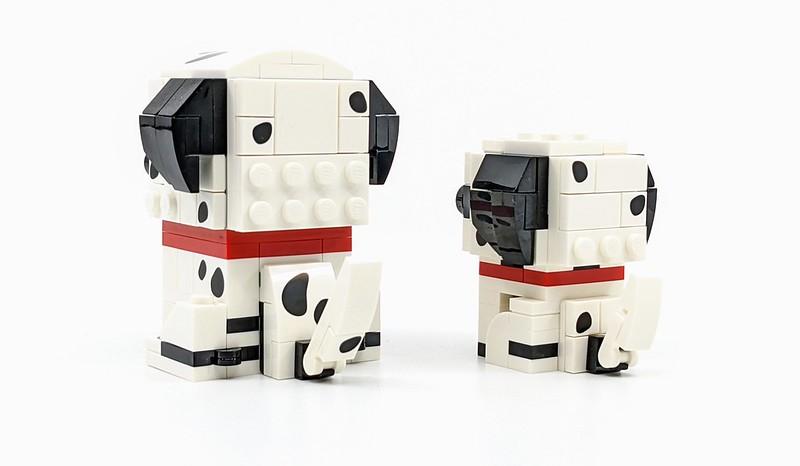 LEGO BrickHeadz Pets Dalmatians4317549