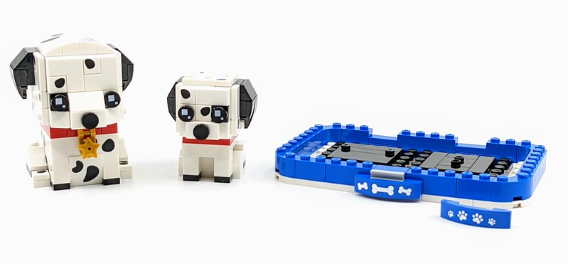 LEGO BrickHeadz Pets Dalmatians4123779