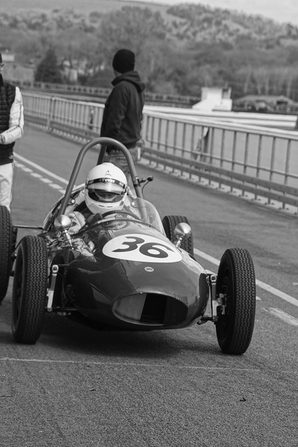 Cooper T43 1957, General Track Day, Goodwood Motor Circuit