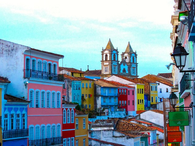 Salvador city, Bahia, Brazil