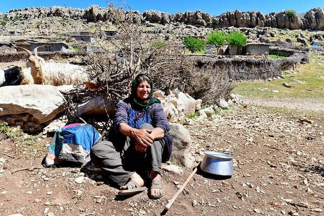 kurdistan village life