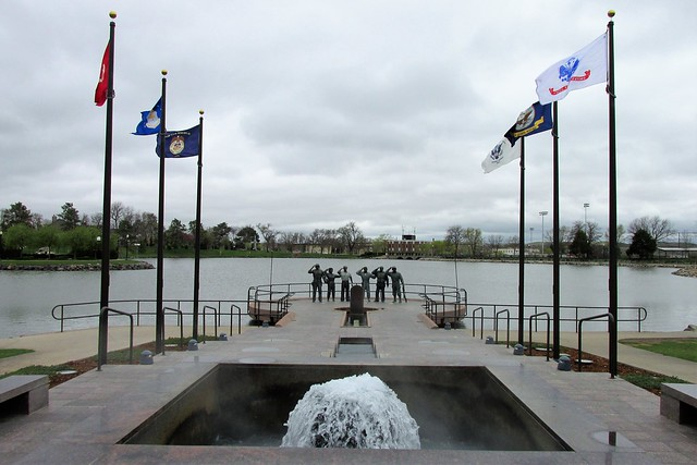 South Dakota World War II Memorial