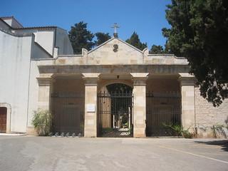 Il cimitero comunale