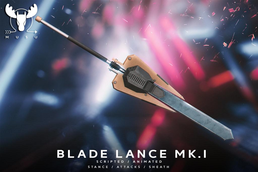 -MUSU- Blade Lance Mk.1