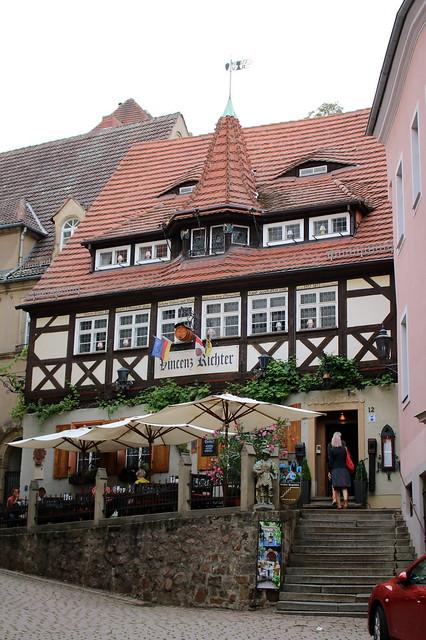 Meißen: Restaurant Vincenz Richter
