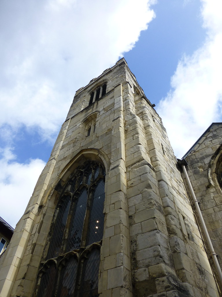 St Saviour's Church St Saviourgate York - The Polite Tourist (September 2019)