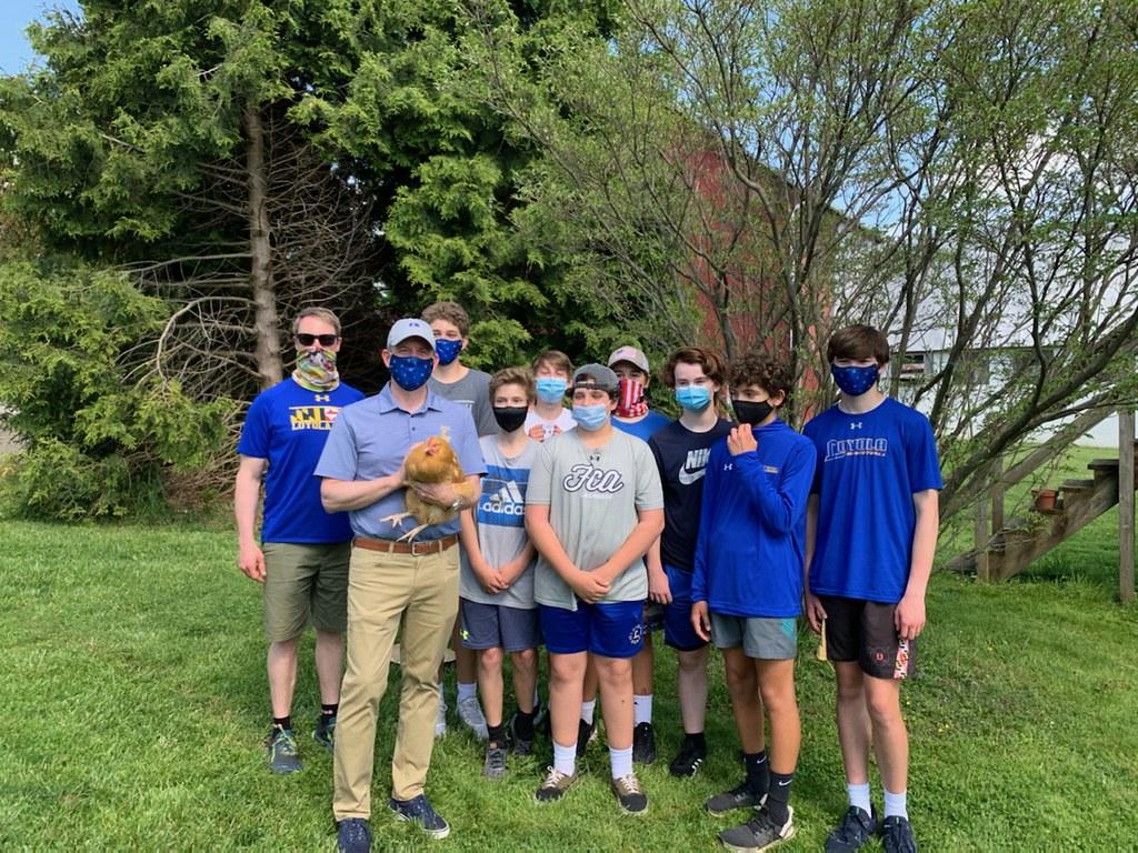 8th Grade Retreat | Class of 2025