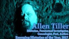 1. Ghostly Gawler - Allen Tiller