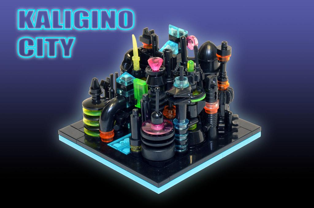 Kaligino City