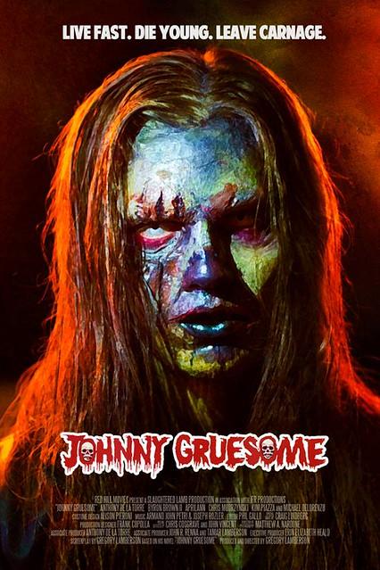 JohnnyGruesomePoster