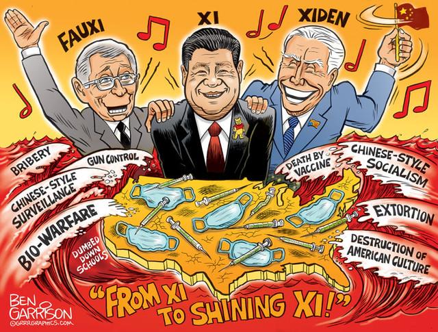 Joe Biden - Vörös-tengere
