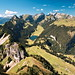 Hoer Kasten, Appenzell, 14mm perspective
