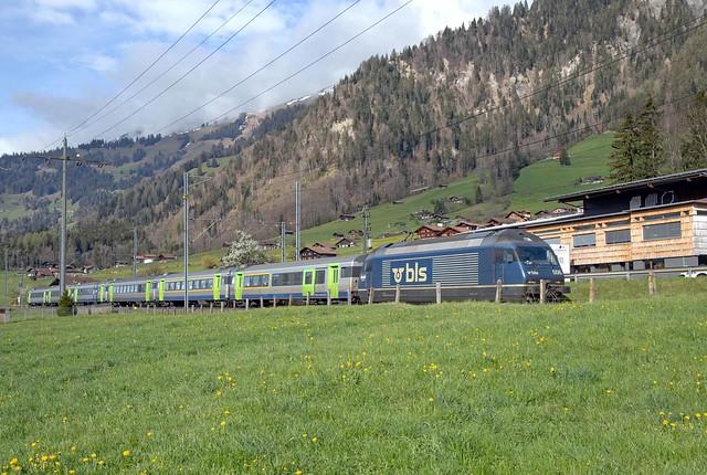 BLS 465 006 Frutigen