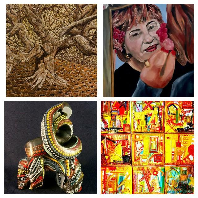 היוצרות העכשוויות ציירת ישראלית עכשווית מודרנית שרה זלוטי רחל פרנק יוצרת אמנית איילת בוקר פרידה פירו