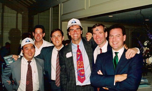Pioneering Investor David Swensen in 1997, R.I.P.