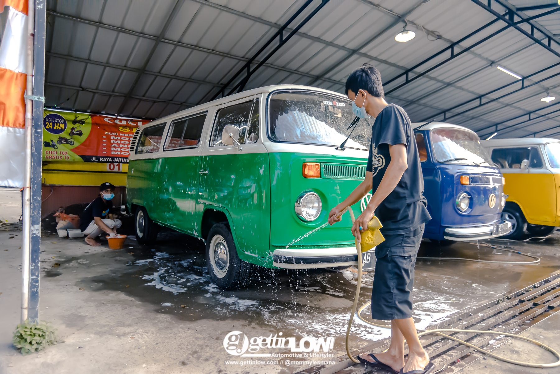 CUCI VW BARENG