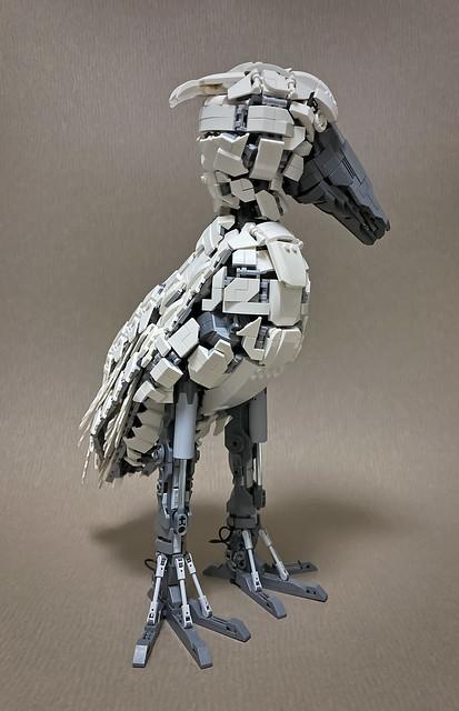 LEGO Mecha Shoebill_09