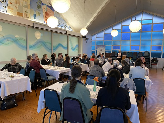 Iftar dinner at Beth Shalom Progressive Synagogue