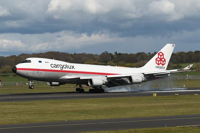 LX-NCL Boeing B747-4EVF EGPK 01-05-21