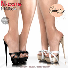 N-core MELISSA @ Saturday SALE!