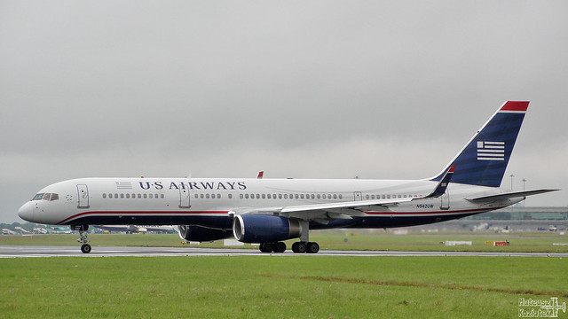 US Airways 🇺🇸 Boeing 757-200 N942UW