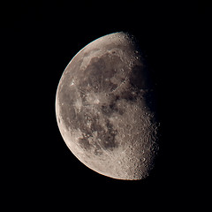 The Moon 2 May 2021