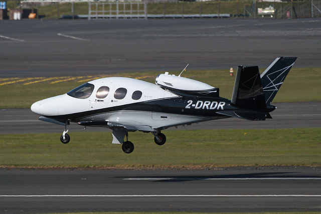 2-DRDR Cirrus SF-50 Vision EGPK 01-05-21