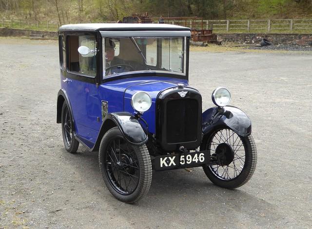 1930 Austin Seven RK