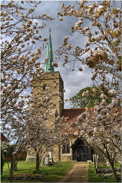 St John the Baptist, Widford