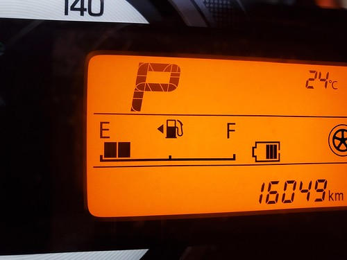 スペーシア 燃料タンク